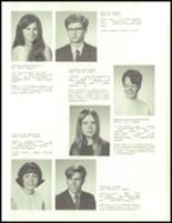 1970 Lincoln-Sudbury Regional High School Yearbook Page 58 & 59