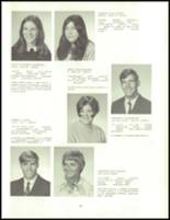 1970 Lincoln-Sudbury Regional High School Yearbook Page 60 & 61