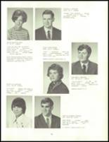 1970 Lincoln-Sudbury Regional High School Yearbook Page 66 & 67