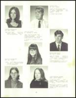 1970 Lincoln-Sudbury Regional High School Yearbook Page 72 & 73