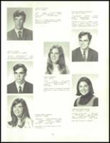 1970 Lincoln-Sudbury Regional High School Yearbook Page 76 & 77