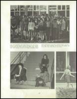 1970 Lincoln-Sudbury Regional High School Yearbook Page 136 & 137