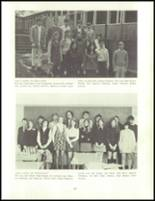 1970 Lincoln-Sudbury Regional High School Yearbook Page 140 & 141