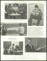 1970 Lincoln-Sudbury Regional High School Yearbook Page 158 & 159