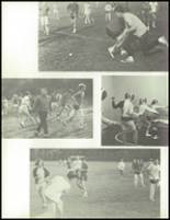 1970 Lincoln-Sudbury Regional High School Yearbook Page 164 & 165