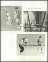 1970 Lincoln-Sudbury Regional High School Yearbook Page 166 & 167