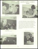 1970 Lincoln-Sudbury Regional High School Yearbook Page 206 & 207