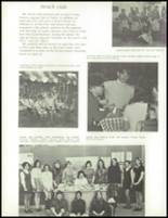 1970 Lincoln-Sudbury Regional High School Yearbook Page 208 & 209