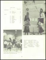 1970 Lincoln-Sudbury Regional High School Yearbook Page 254 & 255