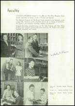 1947 Mount Vernon High School Yearbook Page 18 & 19