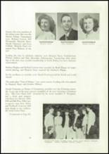 1947 Mount Vernon High School Yearbook Page 22 & 23