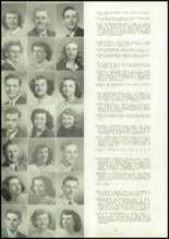 1947 Mount Vernon High School Yearbook Page 24 & 25