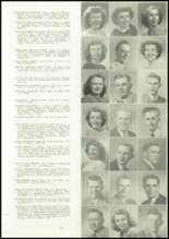 1947 Mount Vernon High School Yearbook Page 26 & 27