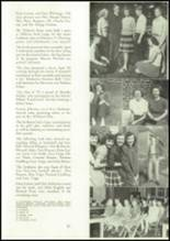 1947 Mount Vernon High School Yearbook Page 34 & 35