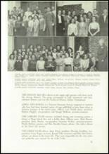 1947 Mount Vernon High School Yearbook Page 40 & 41