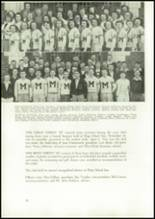 1947 Mount Vernon High School Yearbook Page 42 & 43