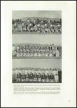 1947 Mount Vernon High School Yearbook Page 54 & 55