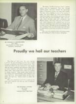 1957 Lewistown High School Yearbook Page 10 & 11