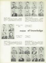 1957 Lewistown High School Yearbook Page 12 & 13