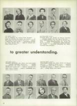 1957 Lewistown High School Yearbook Page 14 & 15