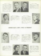 1957 Lewistown High School Yearbook Page 26 & 27