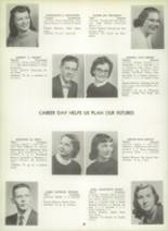 1957 Lewistown High School Yearbook Page 32 & 33