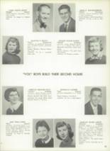 1957 Lewistown High School Yearbook Page 34 & 35