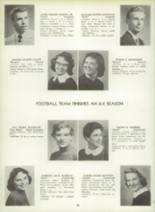 1957 Lewistown High School Yearbook Page 36 & 37
