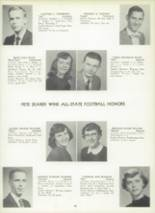 1957 Lewistown High School Yearbook Page 44 & 45