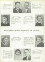 1957 Lewistown High School Yearbook Page 46 & 47