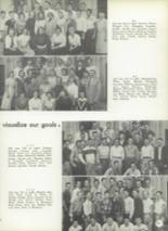 1957 Lewistown High School Yearbook Page 50 & 51