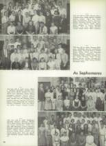 1957 Lewistown High School Yearbook Page 52 & 53
