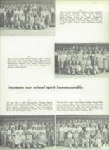 1957 Lewistown High School Yearbook Page 56 & 57