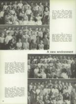 1957 Lewistown High School Yearbook Page 58 & 59