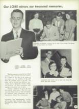 1957 Lewistown High School Yearbook Page 62 & 63