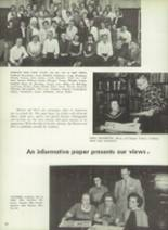 1957 Lewistown High School Yearbook Page 66 & 67