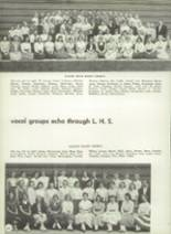 1957 Lewistown High School Yearbook Page 68 & 69