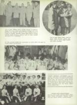 1957 Lewistown High School Yearbook Page 74 & 75