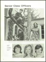 1968 Olean High School Yearbook Page 22 & 23