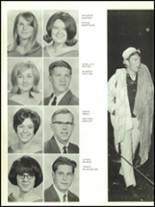 1968 Olean High School Yearbook Page 24 & 25