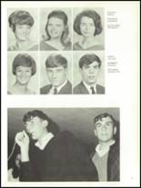 1968 Olean High School Yearbook Page 26 & 27