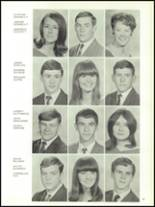 1968 Olean High School Yearbook Page 28 & 29