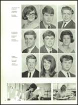 1968 Olean High School Yearbook Page 32 & 33
