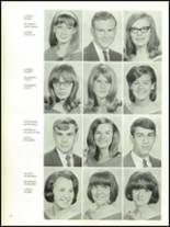 1968 Olean High School Yearbook Page 34 & 35