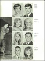 1968 Olean High School Yearbook Page 36 & 37