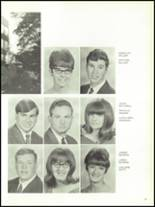 1968 Olean High School Yearbook Page 40 & 41