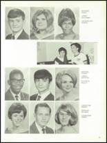 1968 Olean High School Yearbook Page 42 & 43