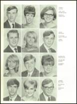 1968 Olean High School Yearbook Page 44 & 45