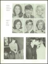 1968 Olean High School Yearbook Page 46 & 47
