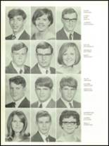 1968 Olean High School Yearbook Page 48 & 49